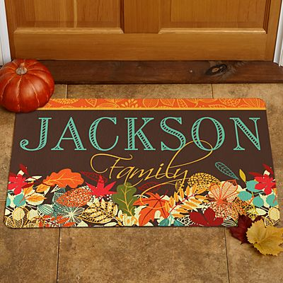 Fabulous Fall Doormat