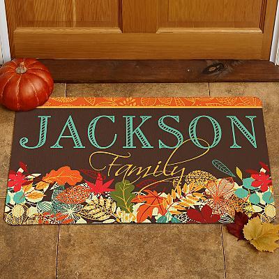 Fabulous Fall Doormat