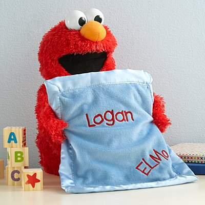 GUND® Animated Peek-A-boo Elmo