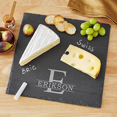 Slate Cheese Board Server