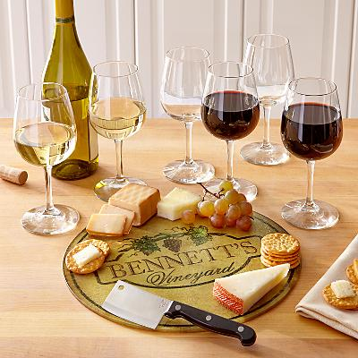 8pc Vineyard Wine Service Set