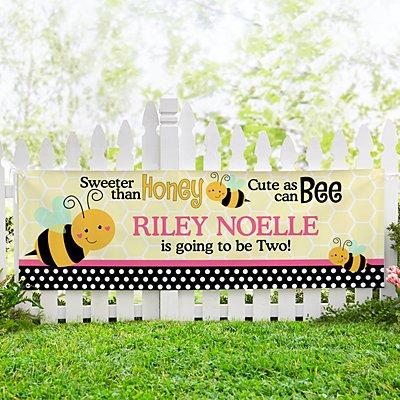 Sweeter Than Honey Banner-6ft
