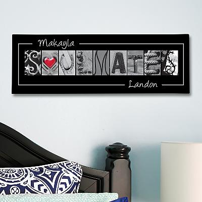 Soulmates Canvas