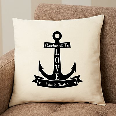 Anchored In Love Sofa Cushion