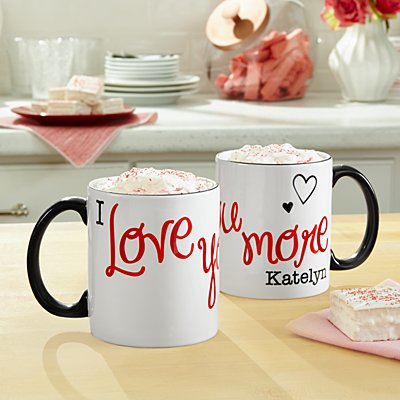 I Love You More 11oz Mug