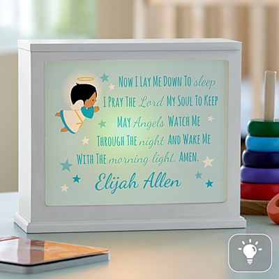 Children's Prayer  Accent Light