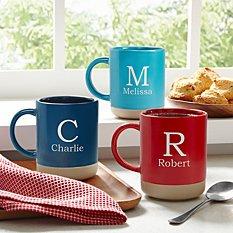Initially Yours Ceramic Mug