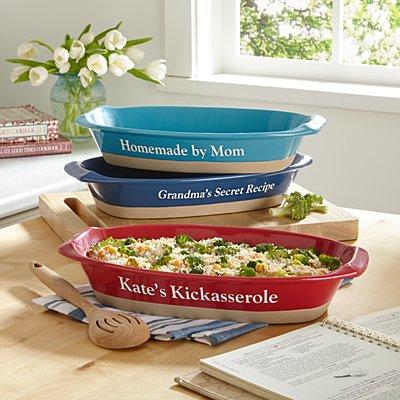 Ceramic Casserole Baking Dish