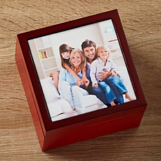 Photo Tile Box