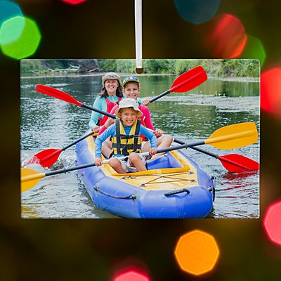 Hobby & Interests Rectangle Photo Ornament