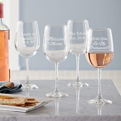 Create Your Own Stemware Wine Glass