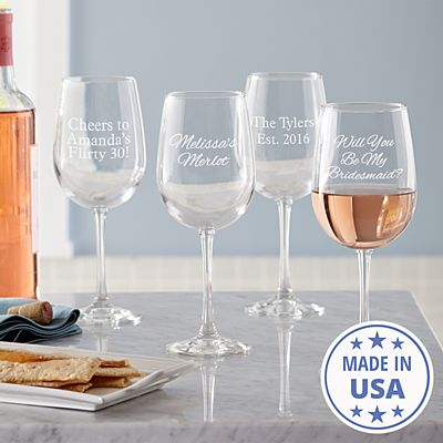 Create Your Own Stemware Wine Glass