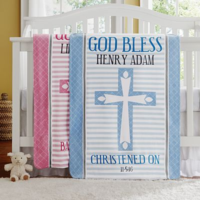 Baby's Blessing Blanket
