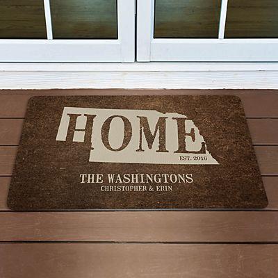 Home State Doormat