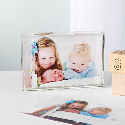 Photo Glass Block