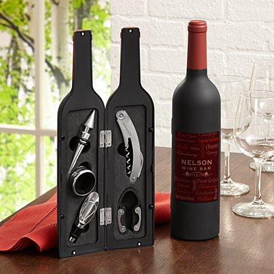 Wine Talk 5 Piece Tool Set