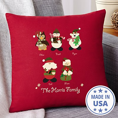 Winter Wonderland™ Throw Pillow