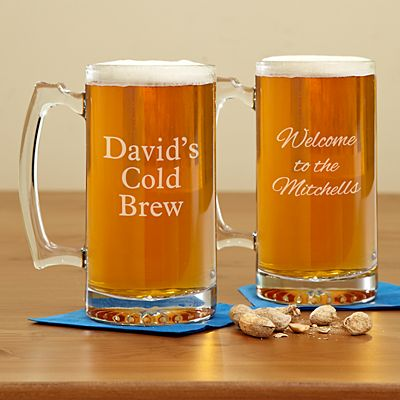 Create Your Own Oversized Beer Mug
