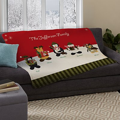 Winter Wonderland™ Plush Blanket