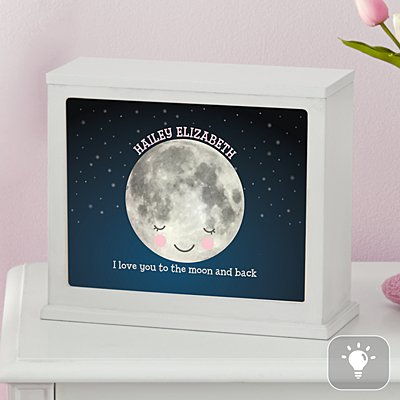 Love You To The Moon Accent Light