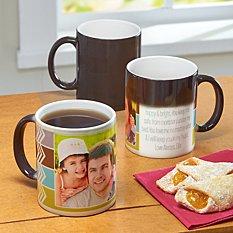 Custom Message Photo Mug