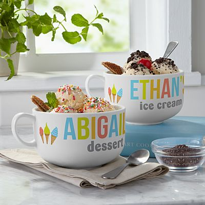 Sweet Treats Ice Cream Bowl