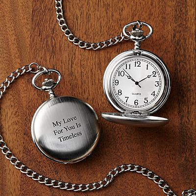 Timeless Treasures Pocket Watch