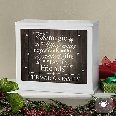The Magic of Christmas Accent Light