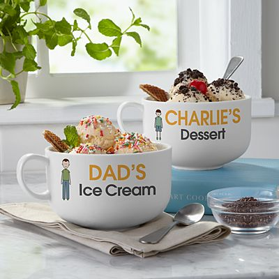Family Character Treat Bowl