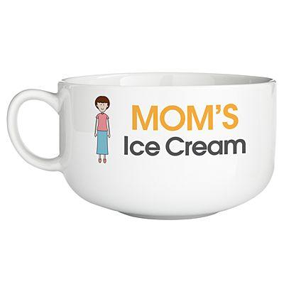 Family Character Bowl
