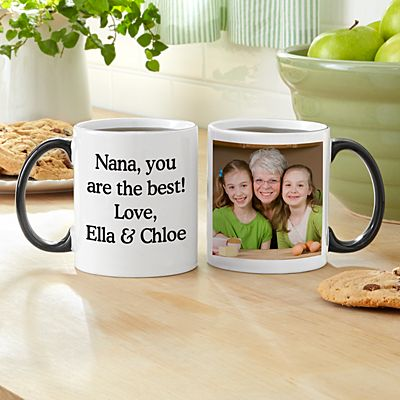 Any Message Photo Mug