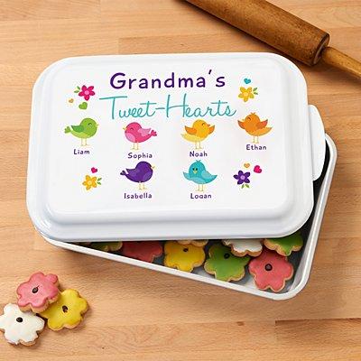 Her Tweet-Hearts Baking Pan