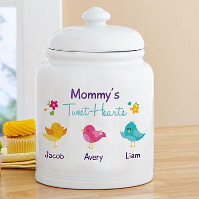 Her Tweethearts Cookie Jar
