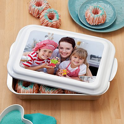 Picture Perfect Photo Baking Pan