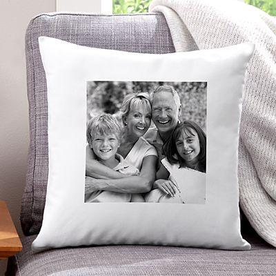 Photo Throw Pillow
