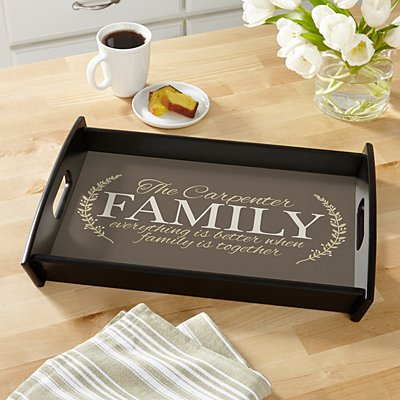 Better Together Serving Tray