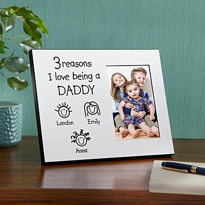 Reasons Why™ Photo Frame