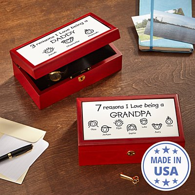 Reasons Why™ Keepsake Box