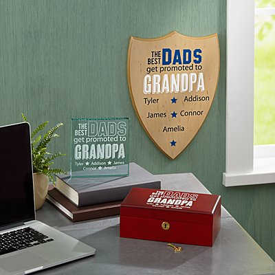 The Best Dads Get Promoted Collection