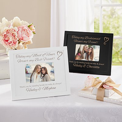 Bridal Party Wood Frame