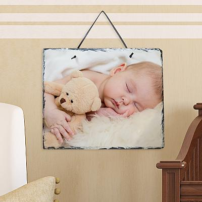 Baby Photo Slate