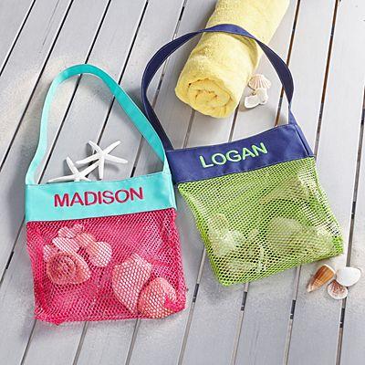 Seashell Sand Bags