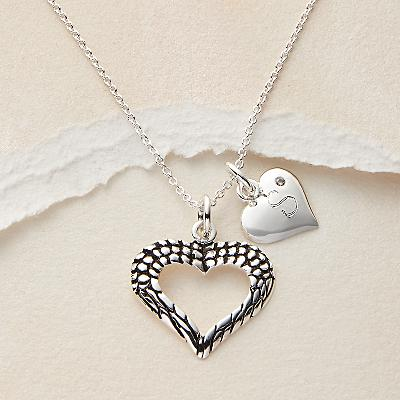 Angel Wing Protection Necklace
