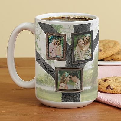 Photo Tree Mug