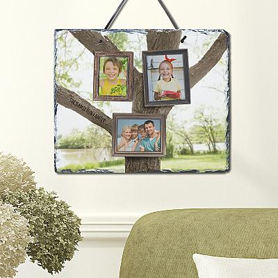 Photo Tree Slate