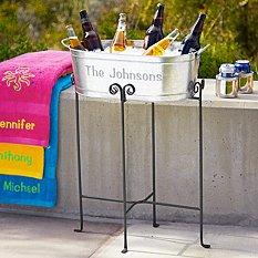Entertainment Beverage Tub