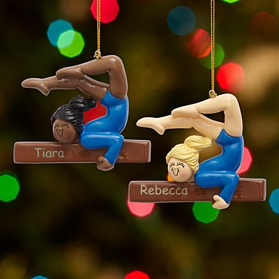 Gymnast Bauble