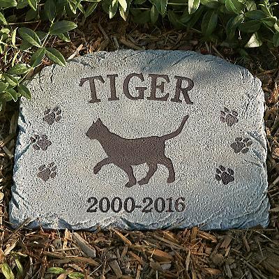 Memorial Stone - Dog or Cat