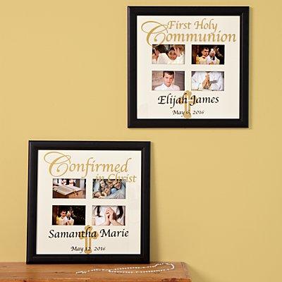 Communion/Confirmation Picture Frames