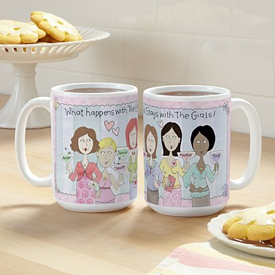 What Happens with the Girls Mug